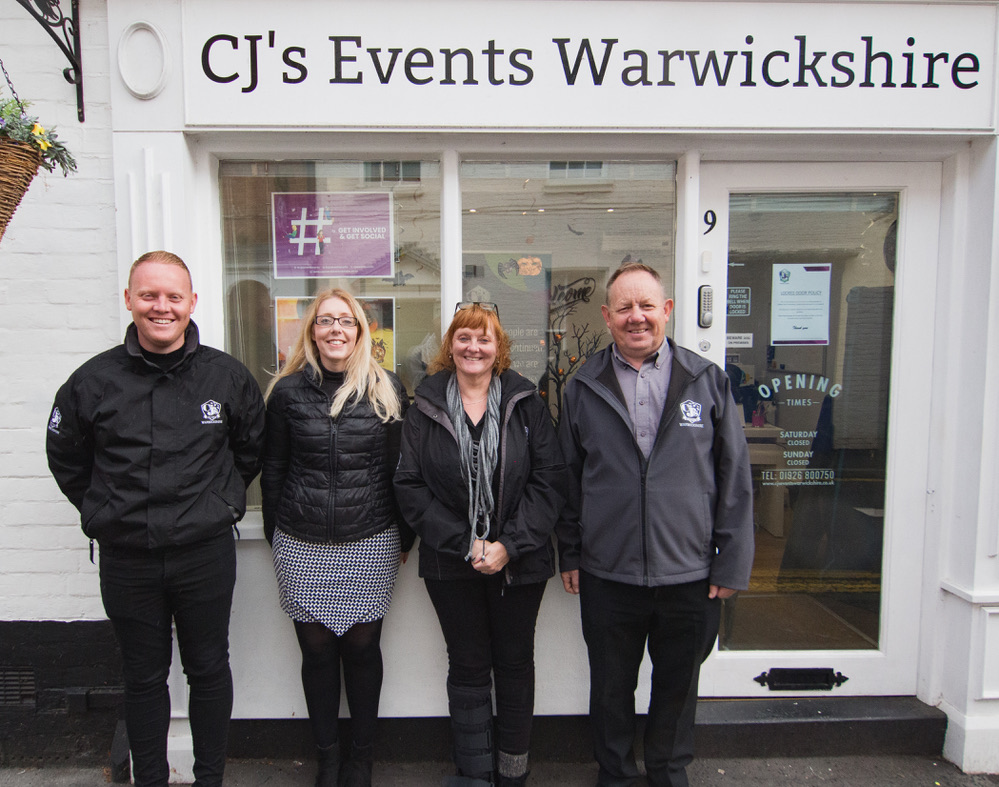 Leamington Business COVID Resilience Awards 2020, Talk Business UK, CJ's Events