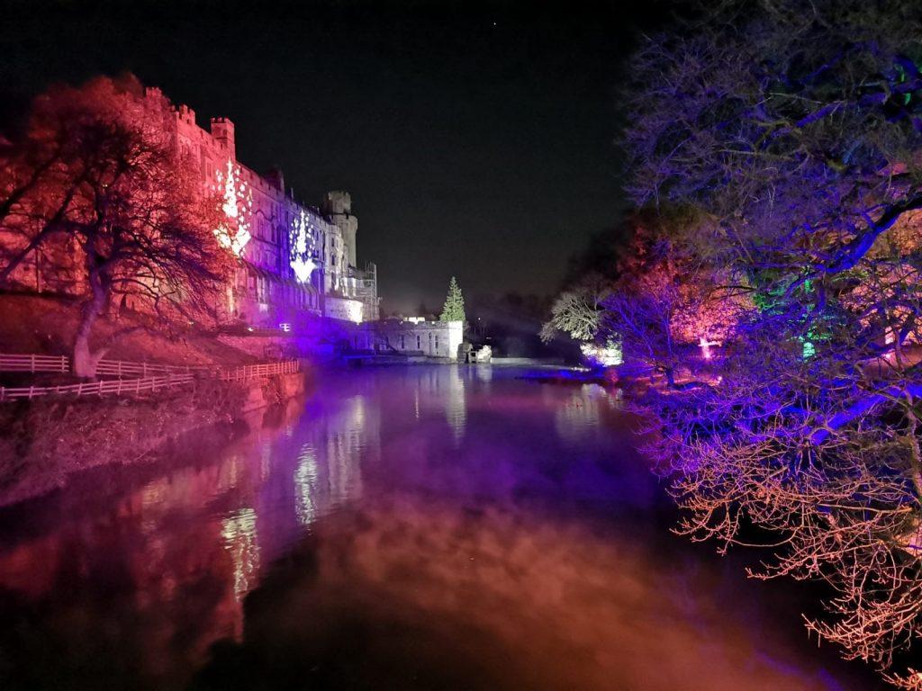 Enjoy Warwick Castle in a whole new light