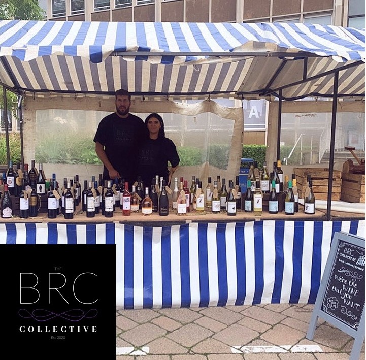 BRC Collective, wine, Paul Rowe, Lucy Scrivens