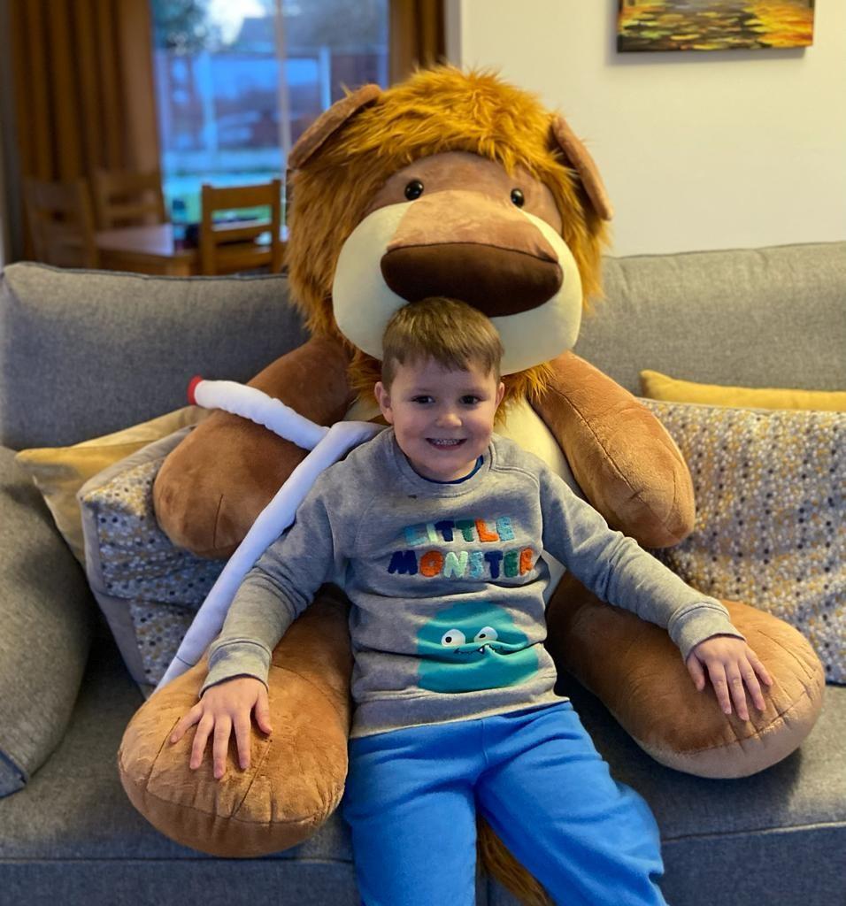 Treasure trail reward is Aaron's new 'pride' and joy