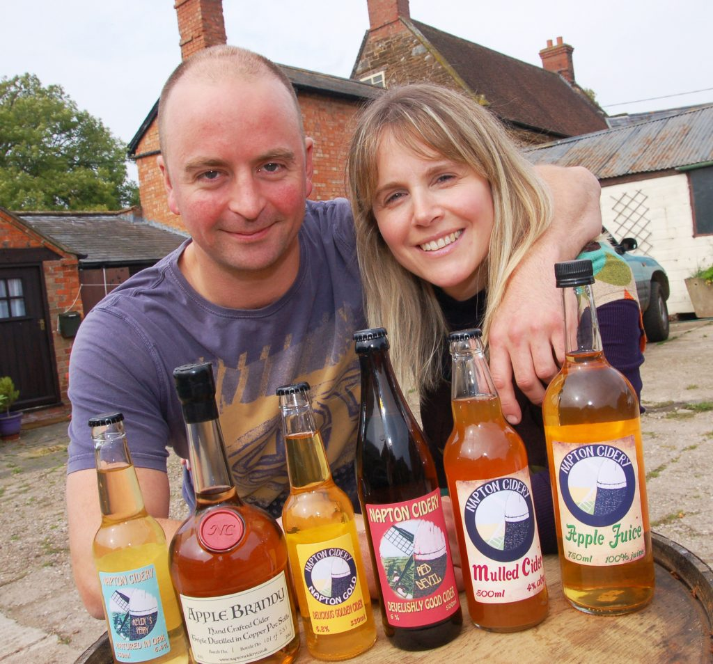 Supporting campaign will help cidery beat pandemic
