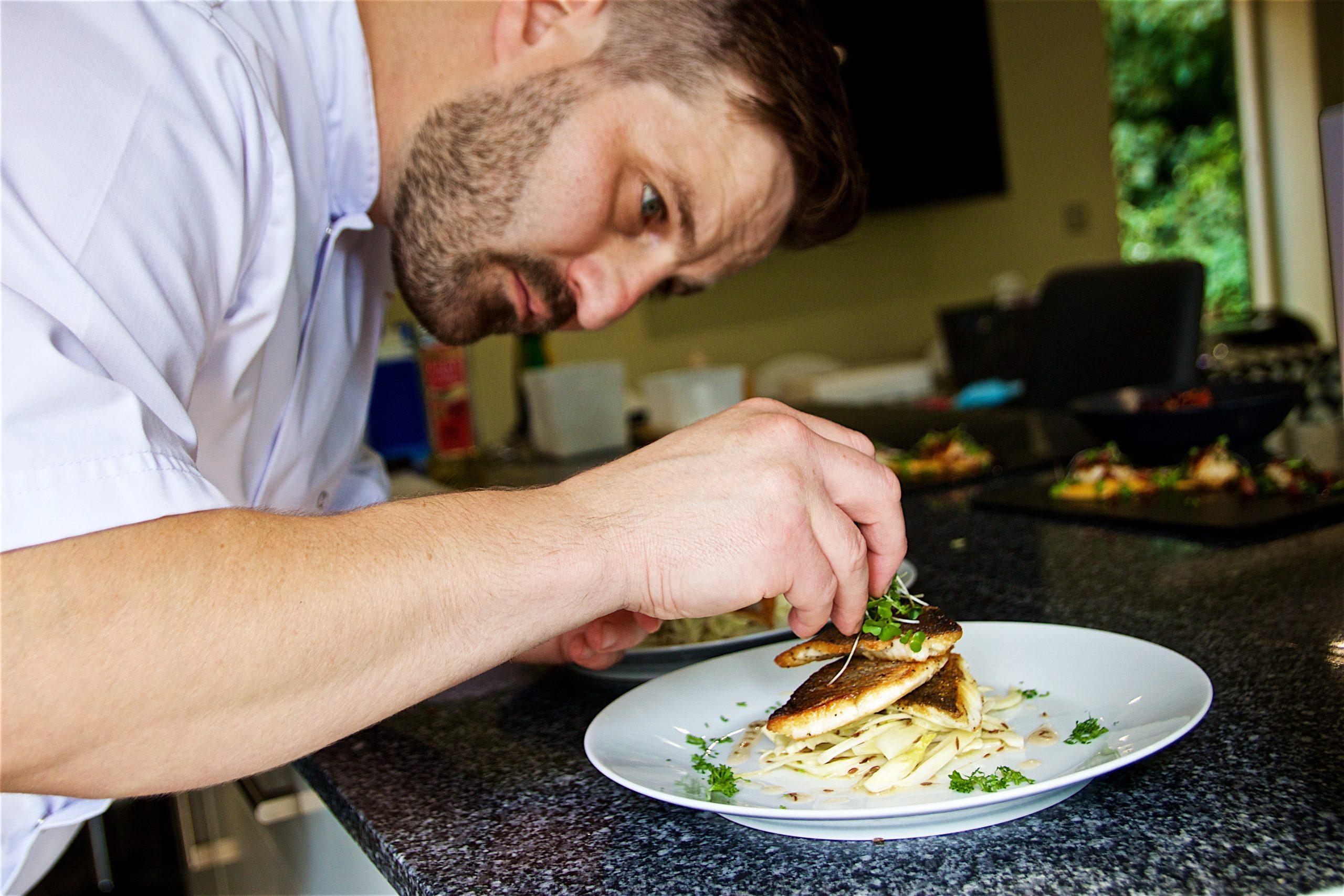 Bramble Dining, fine dining, Richard Bramble, chef