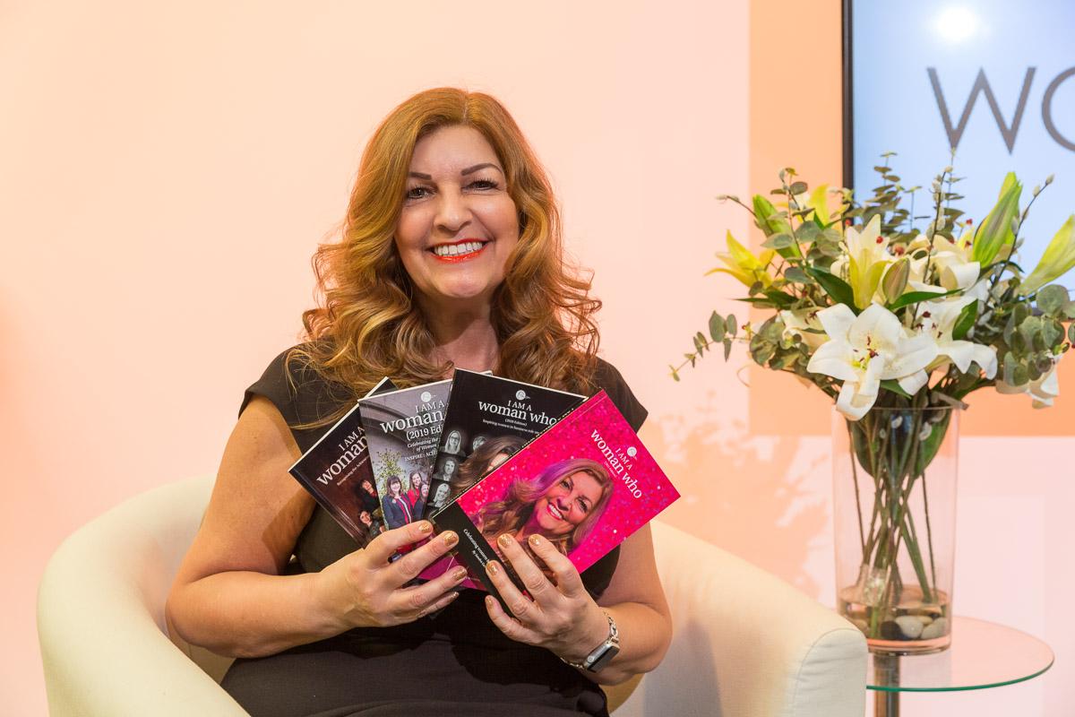 I Am A Woman Who, Sandra Garlick MBE, Sharon Luca-Chatha