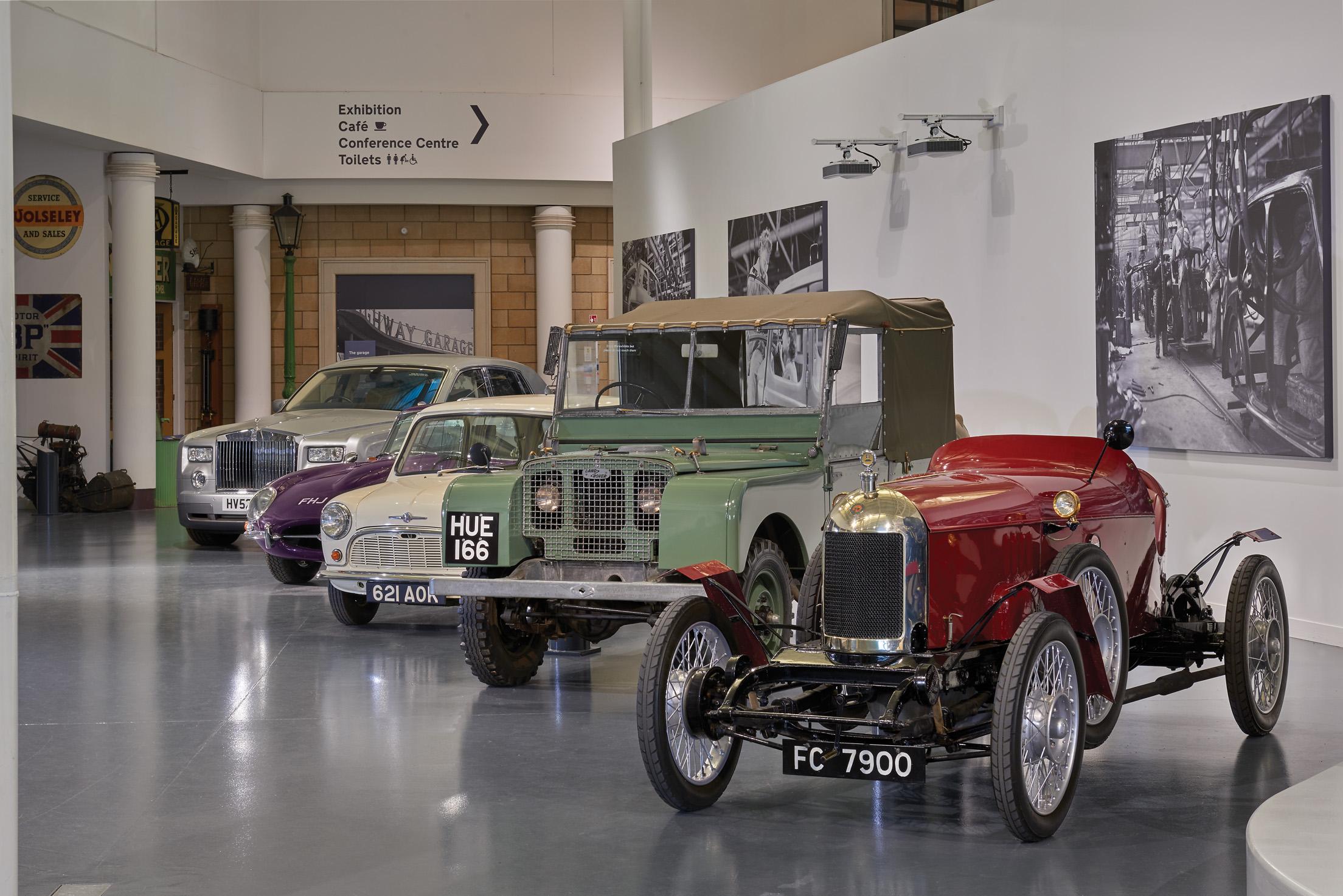 British Motor Museum, Gaydon