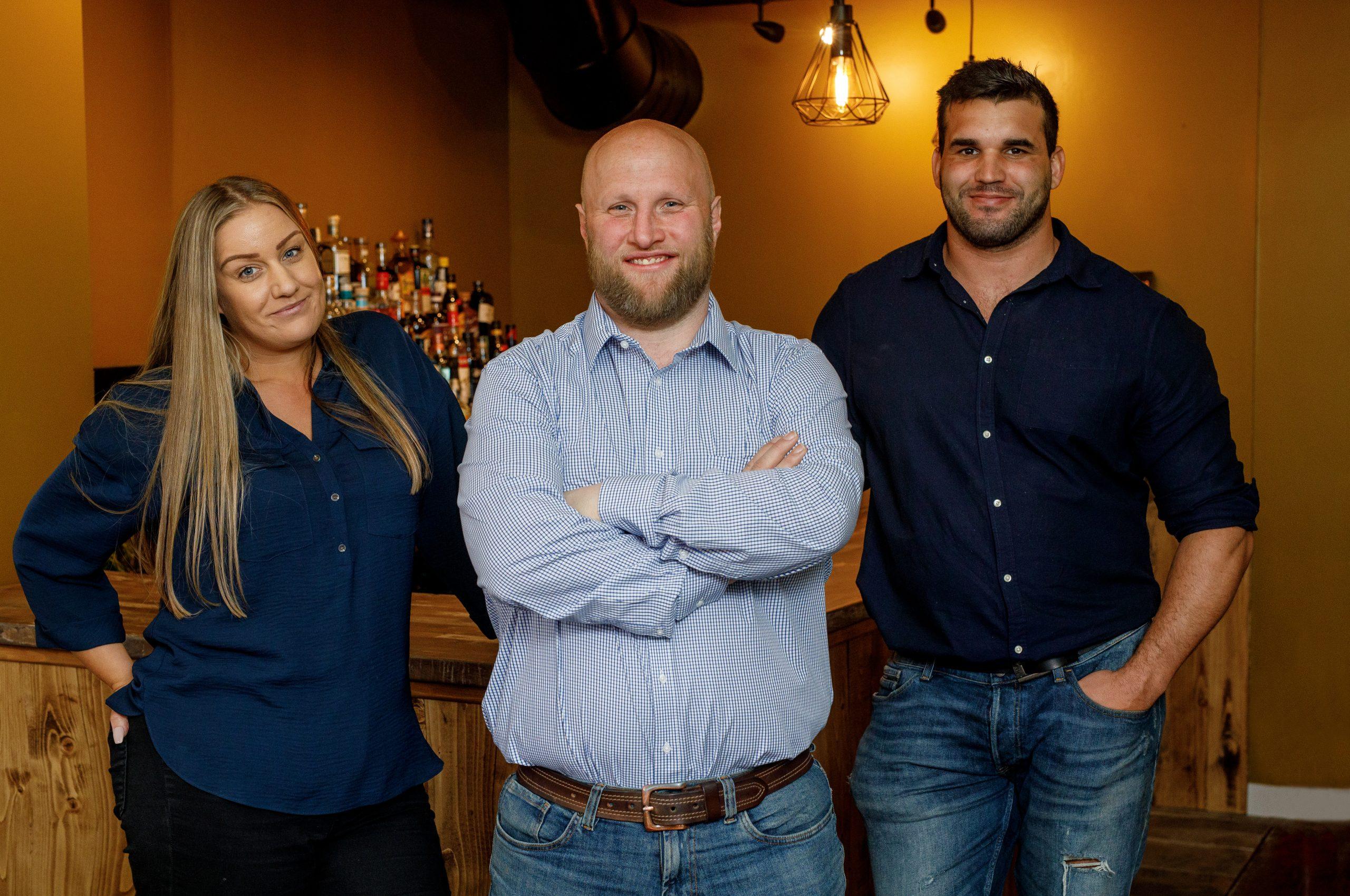 That Gin & Cocktail Bar, Warwick, Steve Bazell