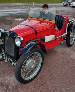 Young Drivers, classic car experience, Quentin Willson, British Motor Museum, Gaydon