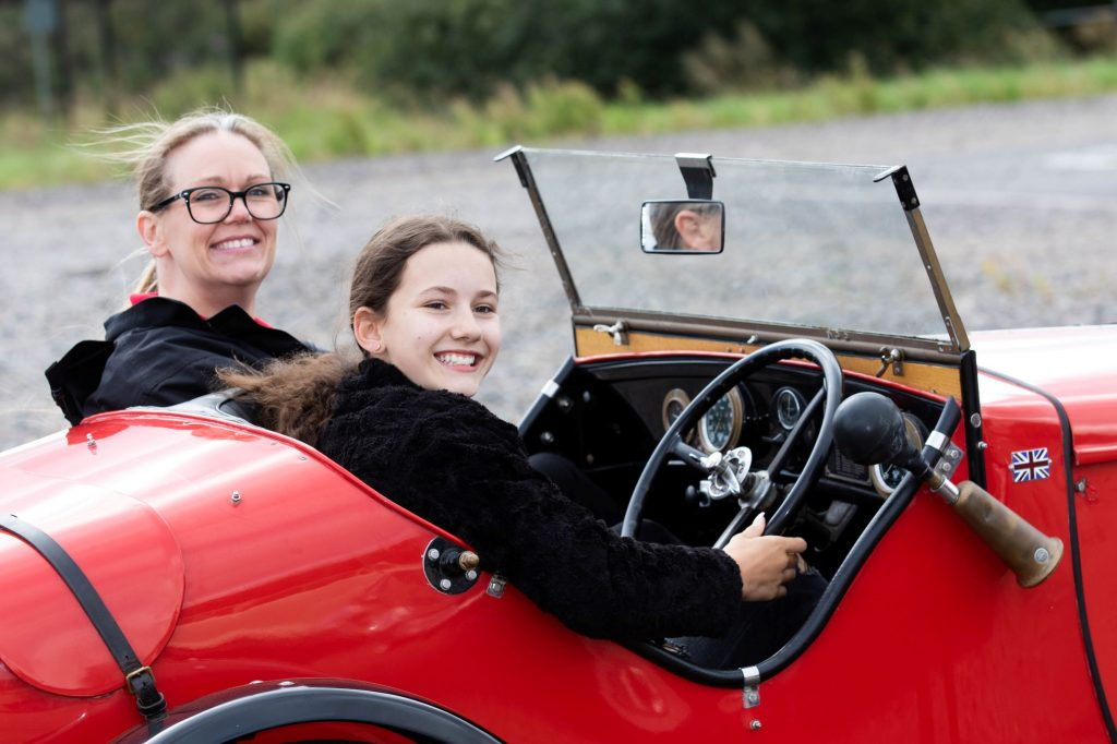 British Motor Museum to host Young Drivers Classic Experiences