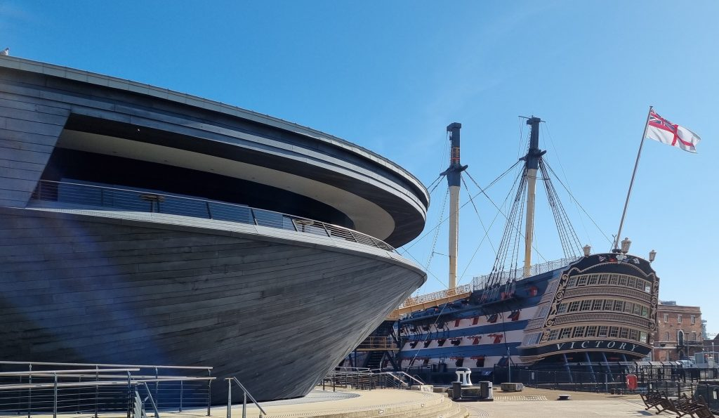Portsmouth Historic Dockyard (Review: Pt I)