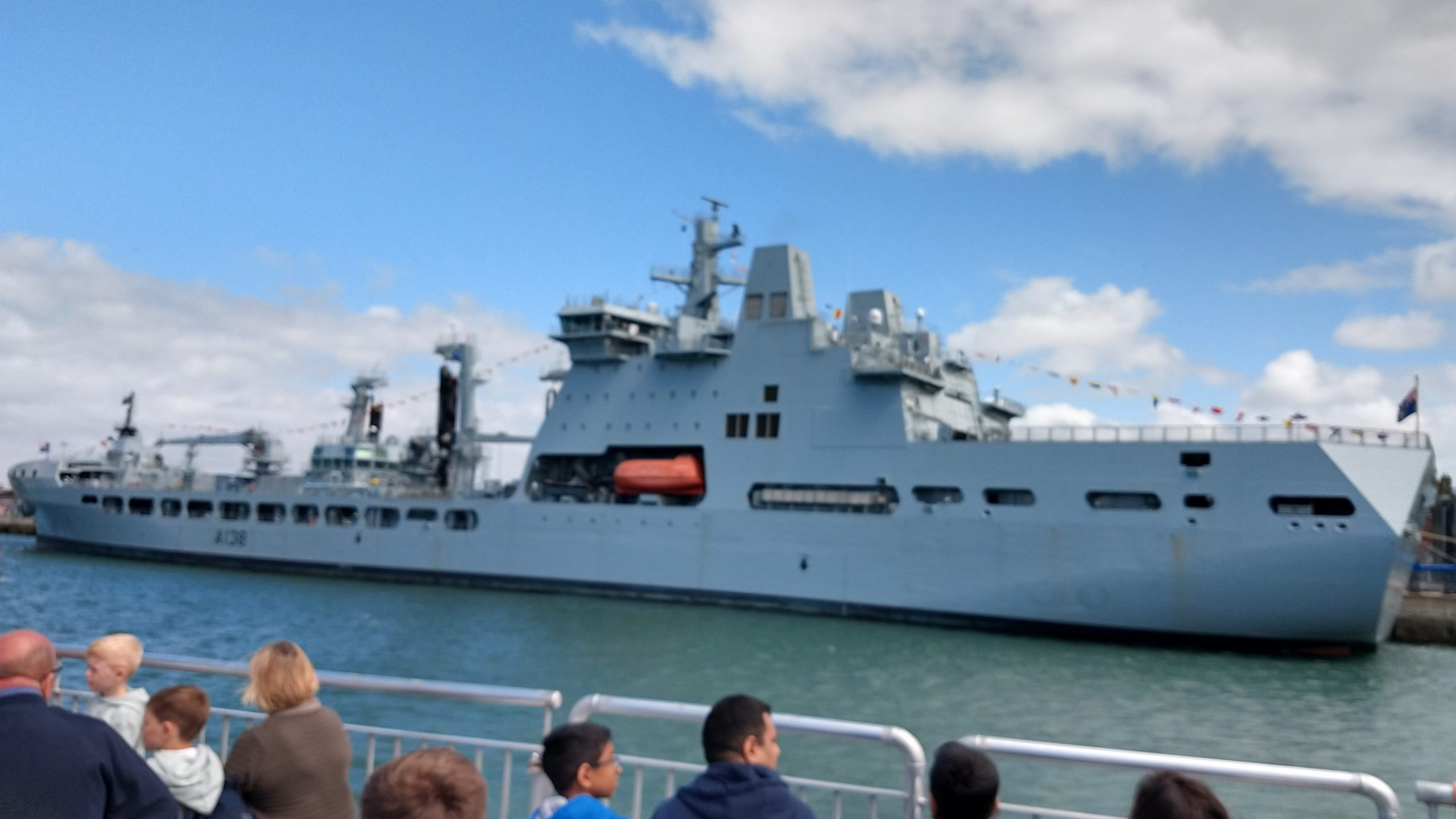 Harbour Tours, Portsmouth Historic Dockyard, museum