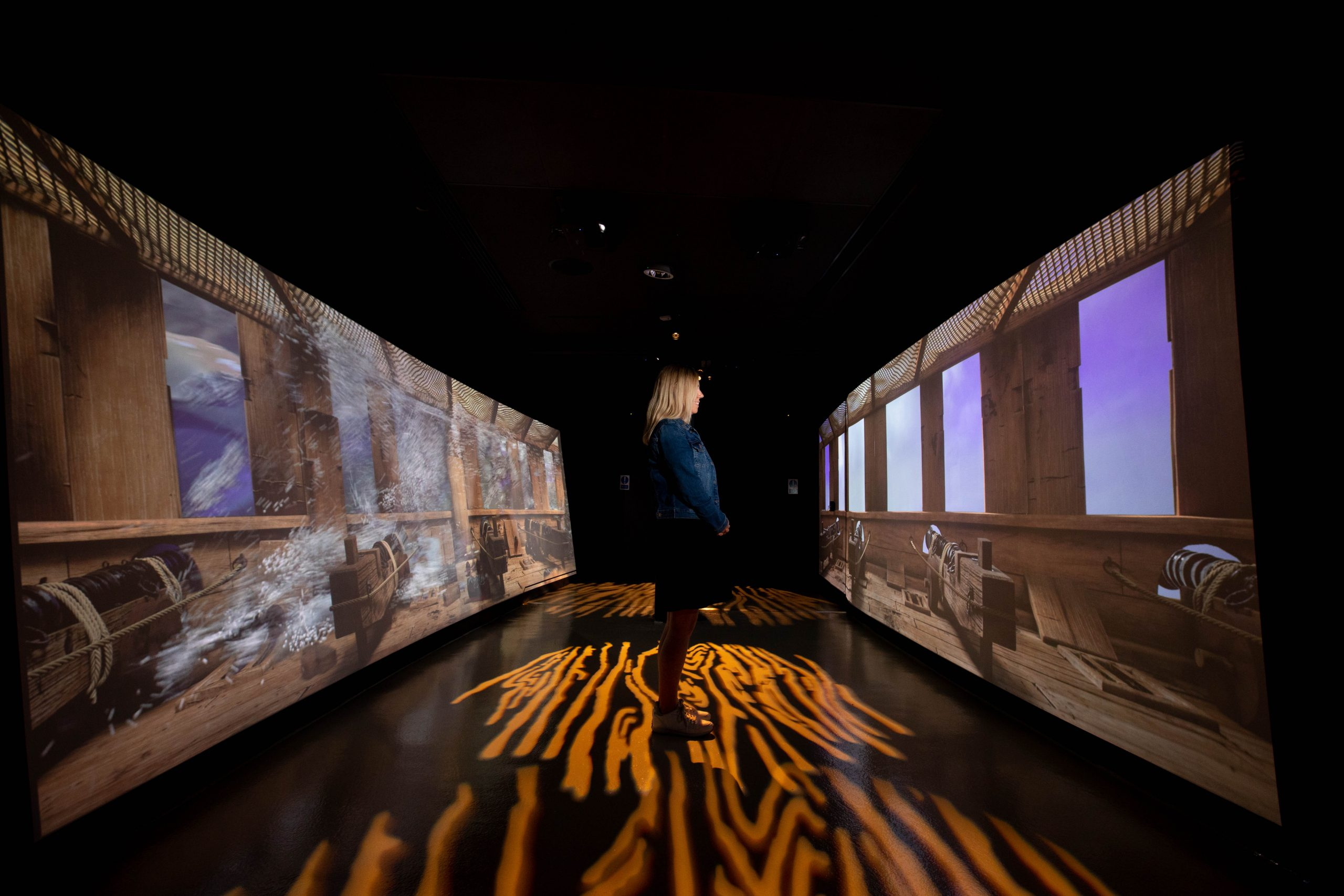 The Mary Rose, Portsmouth Historic Dockyard, museum