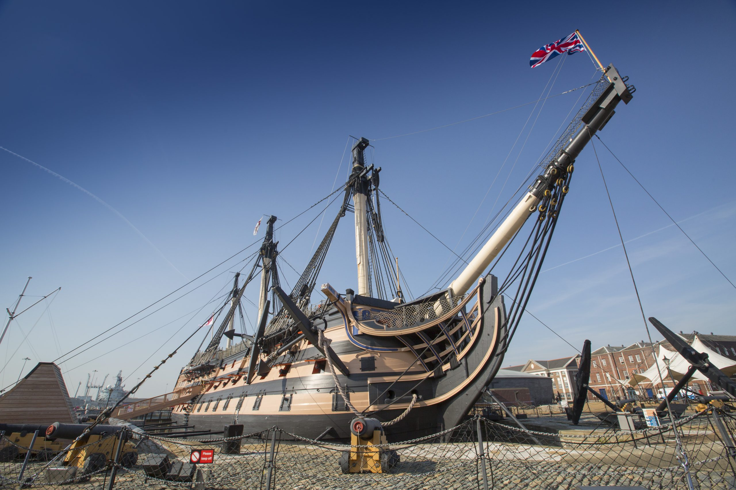 HMS Victory, The National Museum of The Royal Navy, The Mary Rose, Portsmouth Historic Dockyard, museum