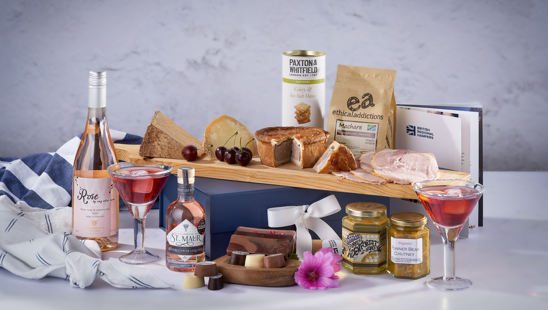 British Regional Hampers, The Henley Food Company Ltd