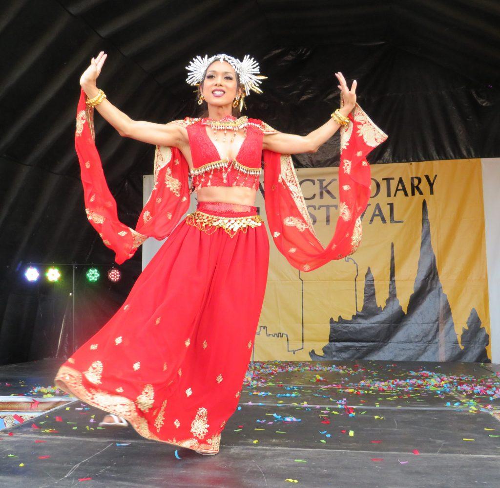 Warwick Thai festival hailed a huge success for Rotary club