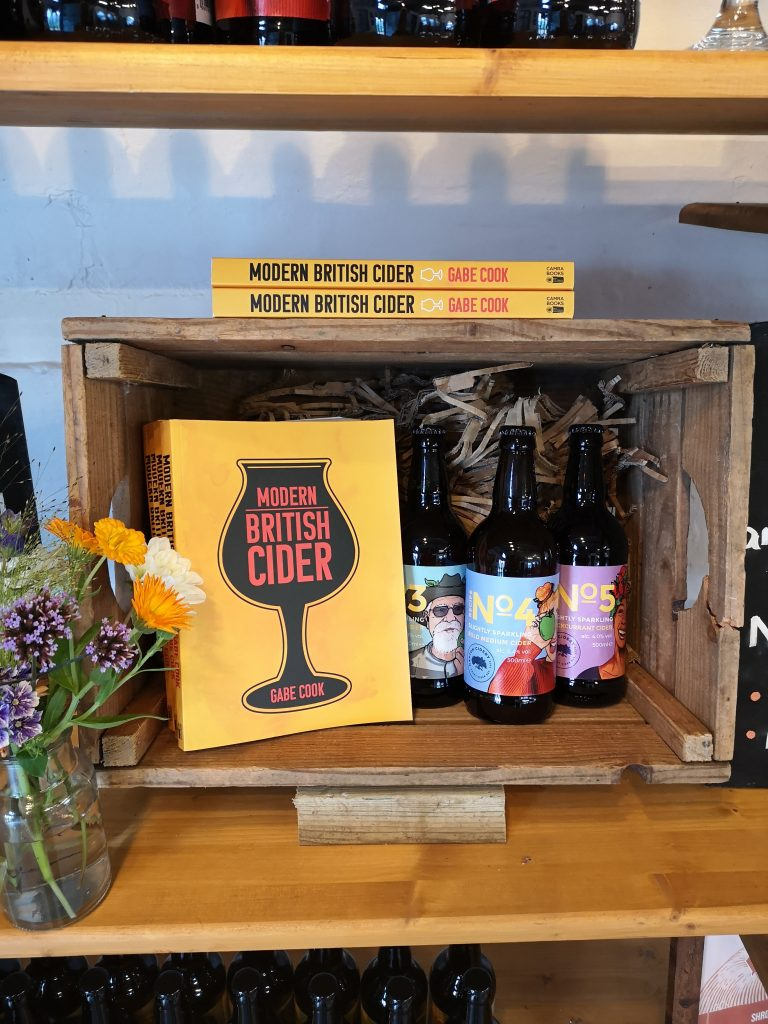 Napton Cidery recipe sits among UK's best in new CAMRA book