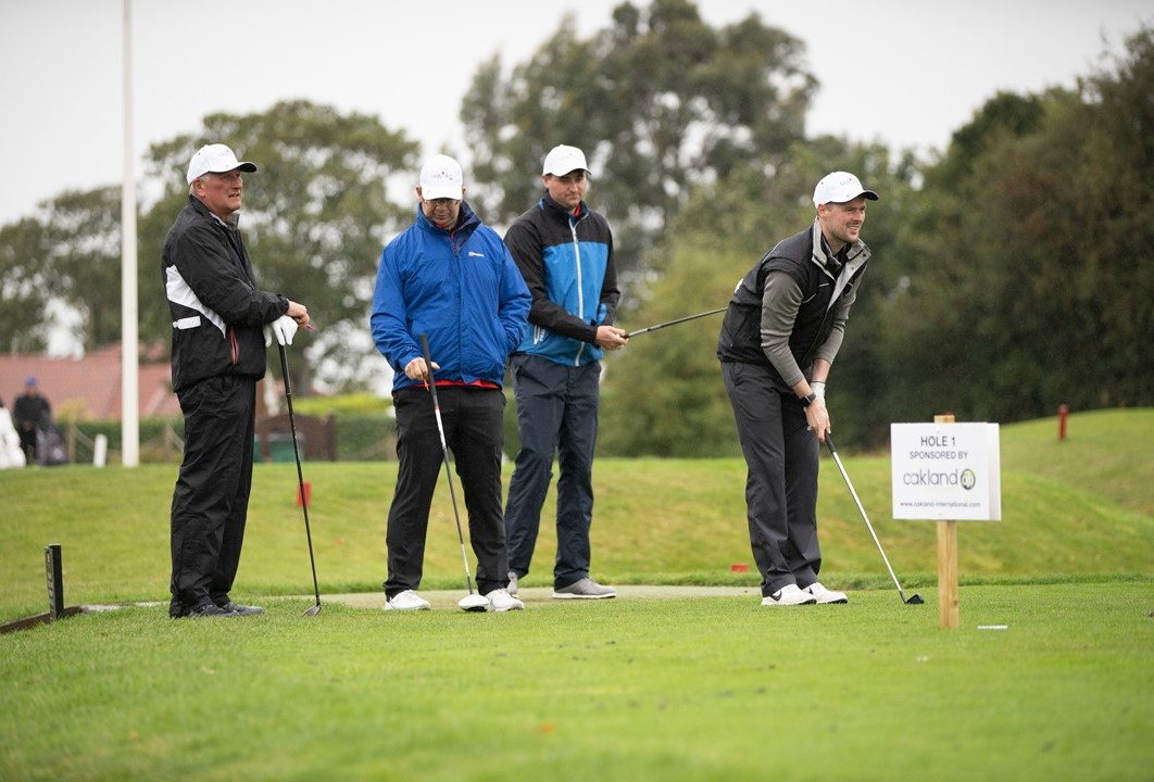 Molly Olly's Wishes, Oakland International, golf, charity