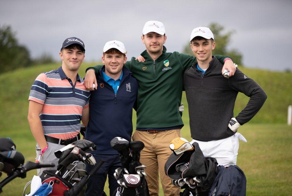 Children's charity golf day raises more than £26k